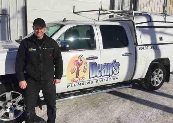 Dean Winnipeg Plumber