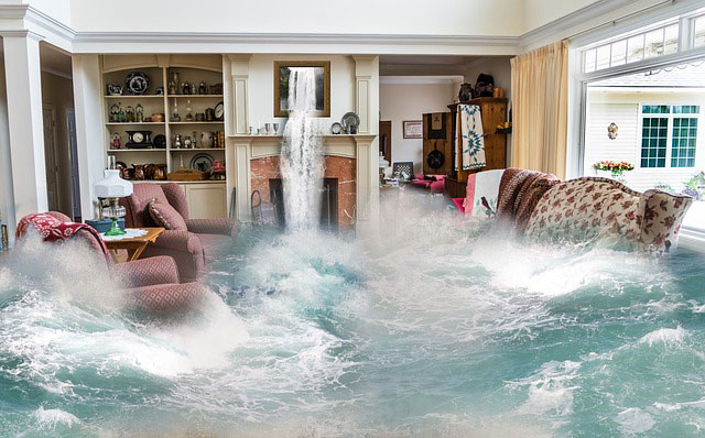 home flooding sump pump prevention