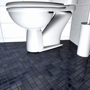 Toilet install and repair